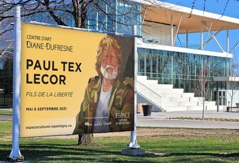 Ville de Repentigny - Exposition Paul Tex Lecor
